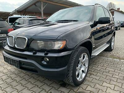 BMW X5 4.4i Automatic *M-Performance*LPG*