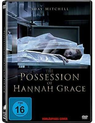 The Possession of Hannah Grace Brian Sieve DVD Deutsch 2018