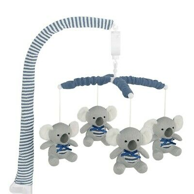 Living Textiles Koala Musical Mobile Set