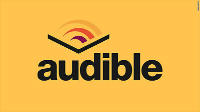audible.com USA 1 credit to your own account