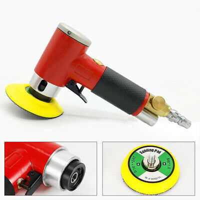 Mini Air Sander,Pneumatic Polishing Machine 10000rpm Grinding Sander Sanding Pad