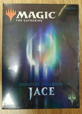 Jace's Signature Spellbook, Magic the Gathering MtG BRAND NEW AND SEALED Jace