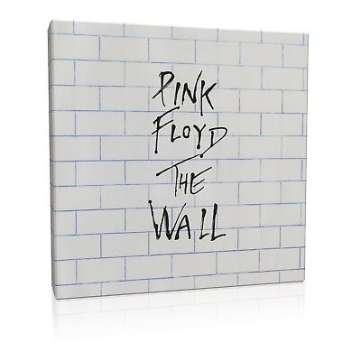 """Pink Floyd /""""The Wall/"""" Cover Art Canvas Art Print #002287"""