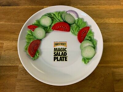 Four N Twenty Pies Magic Salad Plate