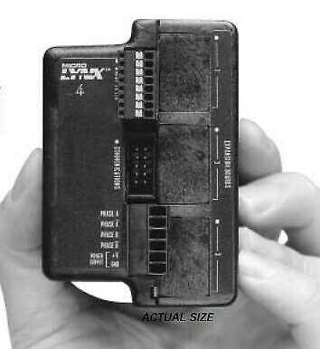 Micro Lynx (4A Programmable Microstepping driver)