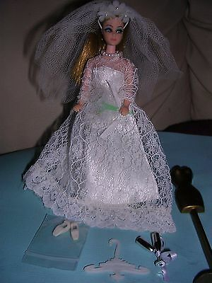 Dawn doll outfit WEDDING BELL DREAM EC   COMPLETE