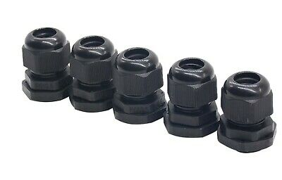 Cable glands to suit cotton cloth fabric cord for valve/tube radios 4-8 mm