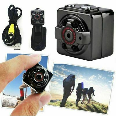 Mini Camara Espía 32 GB vídeo DVR SQ8 Full HD 1080P Mini Car IR Night Vision