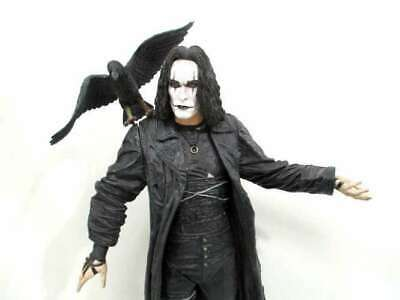 NECA The Crow Eric Draven Bruce Lee's Son Figure 18 inch Japan