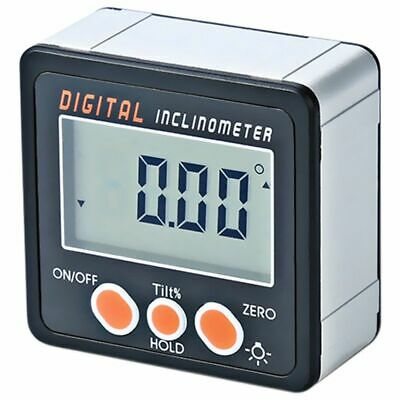 Digital Inclinometer 0-360 Angle e ruler Electronic Protractor Aluminum Alloy Y3