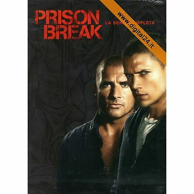 Prison Break (Stagioni 1-4) - DVD