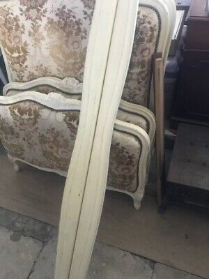 Twin Upholstered French single Size beds