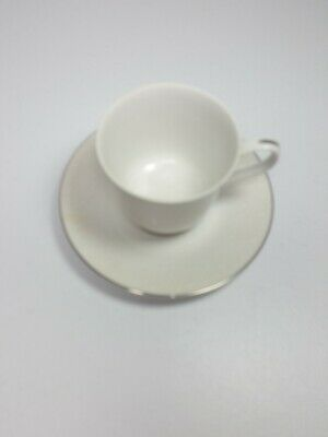 Grace Fine China Concerto Tea Cup and Saucer