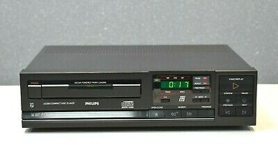 PHILIPS CD-360 Vintage Compact Disc-Player    Top Zustand