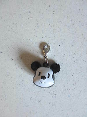 Teddy Bear Jingle Bell Clip on Charm Acts as Purse Alarm Anti Theft Deterrent