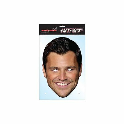 Mark Wright Face Mask  - Celebrity TOWIE (The Only Way is Essex)