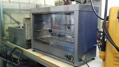 Lincat Heated Food Display Cabinet Warmer Café Restaurants Catering oven