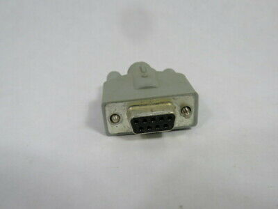 Microsoft 68666 Female Serial Adapter Connector 5 Pin to 4 Pin  USED