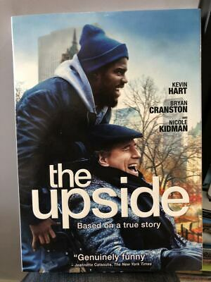 The Upside (DVD, 2019) NEW