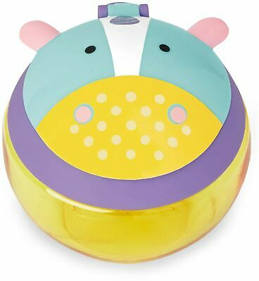 Skip Hop ZOO SNACK CUP - UNICORN Baby Feeding Cups Dishes Utensils BNIP