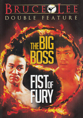Bruce Lee (The Big Boss / Fist Of Fury) (Double Feature) (Dvd)