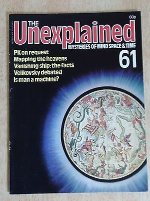 THE UNEXPLAINED No.61-CONSTELLATIONS,PHILADELPHIA EXPERIMENT,SORRAT,VELIKOVSKY