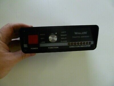 Whelen TACTLD1 Traffic Advisor Controller Direction Indicator