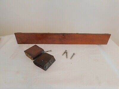 Antique Treadle Singer Sewing Machine Wood center drawer , EARLY 1900'S (N33e)