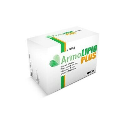 MEDA PHARMA Armolipid Plus 60 compresse - Confezione Europea