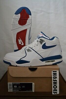 Nike Air Flight 89 2012 Sz 10 DS 306252 100 OG max 1 90 95 flight foamposite 180