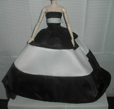 Barbie Black and White Forever Silkstone Fashion CLOTHES ONLY  **IN STOCK NOW**