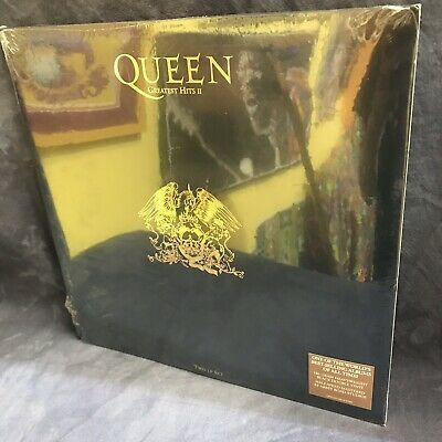 Queen - Queen Greatest Hits II (LP) [New SEALED Vinyl]