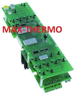 keypad PCB for electric steamers ovens Mareno LAINOX 65300820