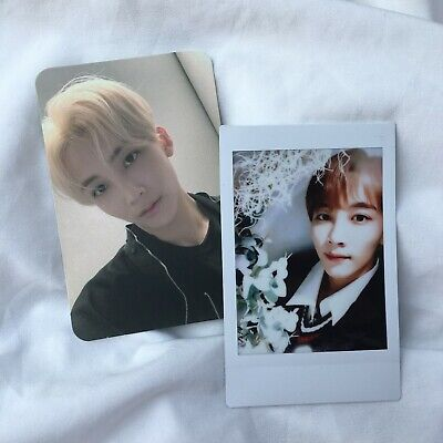 Seventeen Jeonghan official You Made My Dawn Photocard + gift