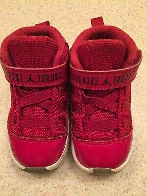 bac70f6dbdb BABY AIR JORDAN 11 Xi Retro Win Like '96 7C Very Good Condition Read ...