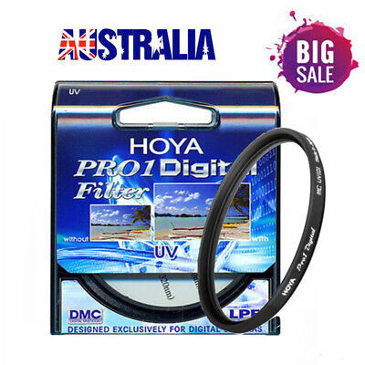 Hoya 49/52/55/58/62/72/77 / 82mm Pro1 UV DMC LP Digital Lens Multicoated Pro 1D
