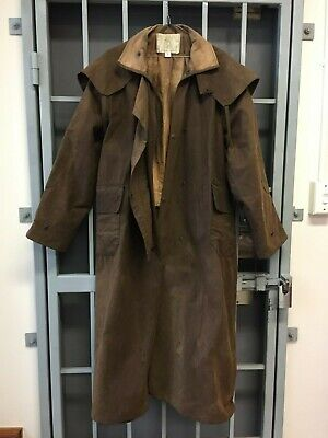 Drizabone Full Length Riding Coat Size 5 / Chest 105cm