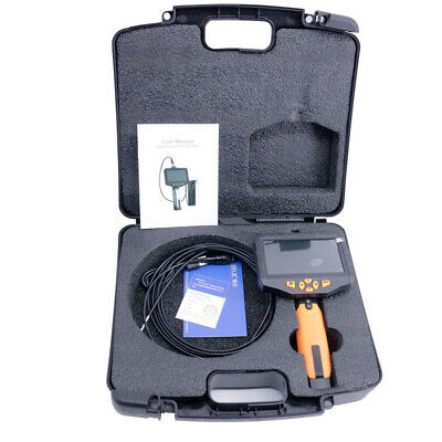 NTS-300 Dia 3.9mm Inspection Camera 4.3 LCD Monitor Endoscope Borescope Inspect