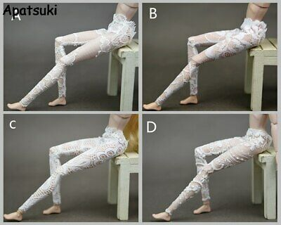 Fashion Lace Bottoms Long Pants For Barbie Doll Clothes Trousers Outfit 1/6 Toy