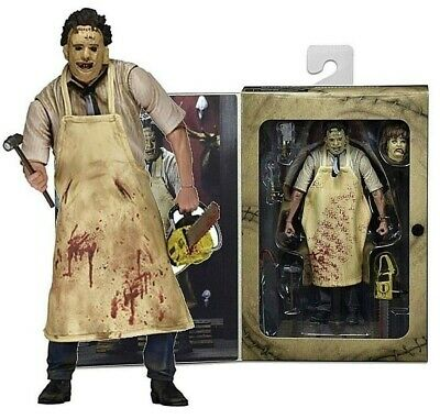 The Texas Chainsaw Massacre Leatherface Action Figure Neca