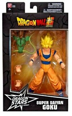 Dragon Ball Super Stars Super Sayan Goku Action Figure Hasbro