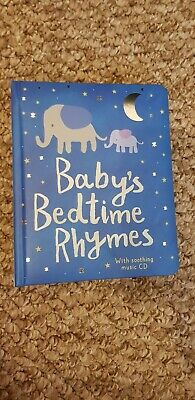 Marks And Spencer Baby's Bedtime Rhymes CD