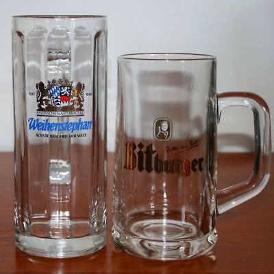 2 x German Beer Stein - Collectable