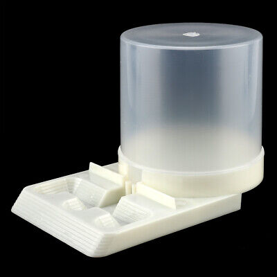1pc Honey Entrance Feeder Beehive Beekeeping Water Feeder Bee Drinking Nest O2F4