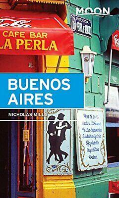 Moon Buenos Aires New Paperback Book