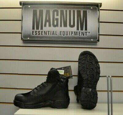 176b26e8fd6 Magnum Stealth Force 6.0 Side Zip CT / CP Waterproof Safety Boots UK 12 EU  46