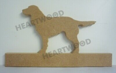 Cavapoo dog shape lead//Key hanger in MDF 170mm x 18mm thick