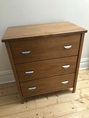 Baby Nursery Change Table and 3 x Chest of Drawers