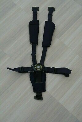Mamas and Papas Sola Armadillo Flip XT City Urbo Bug NAVY 5 Point Harness +Pads