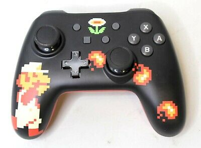 PowerA Wired Controller for Nintendo Switch - Retro Mario TESTED 1508193-01